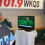 Wii Golf - WQXO AM1400 - American of Marquette Christmas to Remember 2011