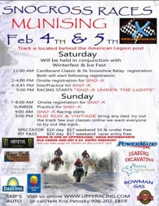 Snocross Racing Promo
