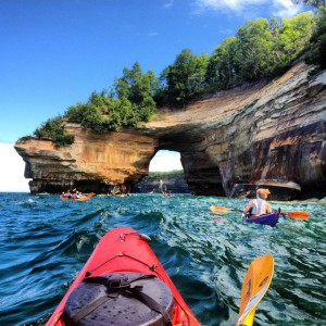 Courtney Kotewa Wins Pictured Rocks National Lakeshore Photo Wins 2013 Share the Experience Competition