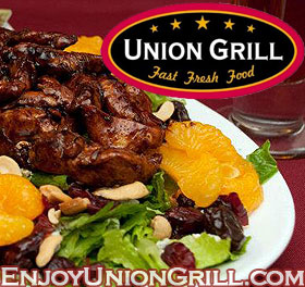 Stop by the new website: enjoyuniongrill.com for all the latest updates and menu highlights