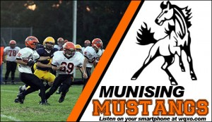 The Munising Mustangs play on Good Time Oldies 1400 GTO and GTO.FM with Charlie Nebel.