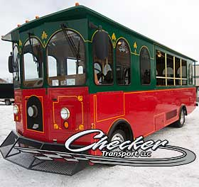 CheckerCash - Checker Transport in Marquette