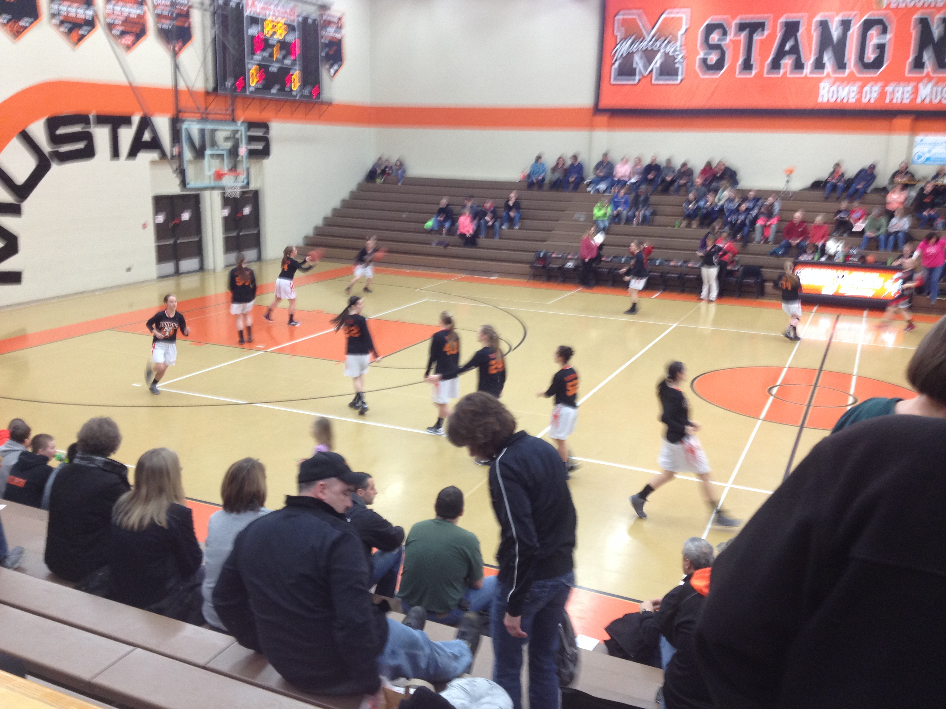 Michigan alger county munising - Halftime Gave The Cooks Big Bay De Noc Black Bears A Chance To Rest And Refocus Their Efforts The Munising Mustangs However Looked To Stay The Course