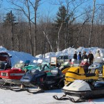 2015 Antique & Vintage Snowmobile Show on Saturday, February 28th at the Crossroads in Marquette on Sunny.FM
