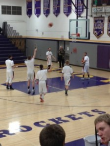 The Munising Mustang boys play live on 1400am GTO Good Time Oldies and WQXO.com!