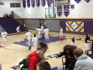 The Munising Mustang boys defeated the Cooks-Big Bay De Noc Black Bears on Friday, March 13th, 2015 on 1400am GTO Good Time Oldies and WQXO.com!