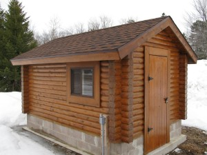 Win a $7,500 Cedar Log Sauna Kit from Hiawatha Log Homes and Great Lakes Radio!