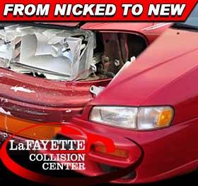 LaFayette Collision