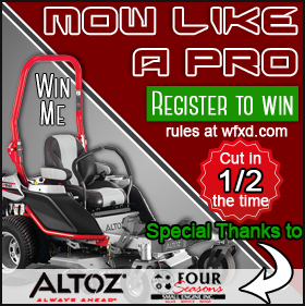 See how to win an Altoz Zero Turn Mower
