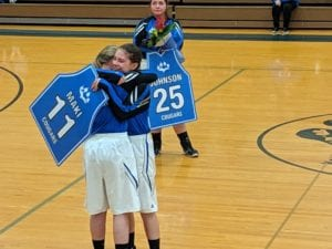 Superior Central players receive special honors